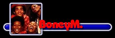 """Биография группы """"Boney M."""""""
