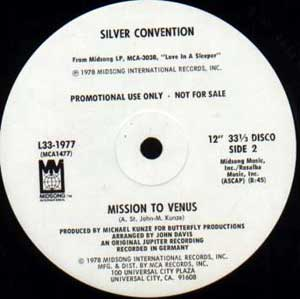 Silver convention nackt
