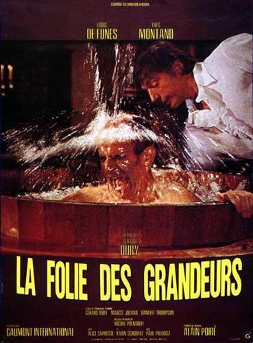 Мания величия / La Folie des grandeurs (1971, DVDRip)